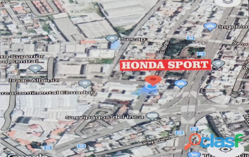 Honda Sport Repuestos y Accesorios Automotriz 4