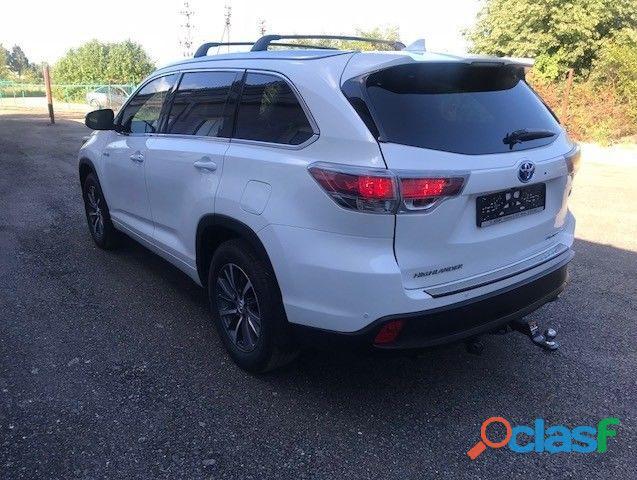 Toyota Highlander Limited 3.5V6 Hybrid AWD 5