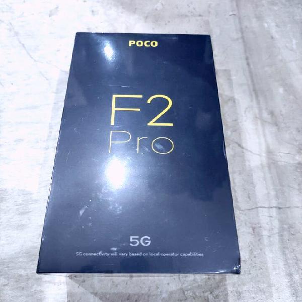 128gb) nuevo pocophone f2 pro color negro