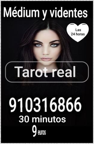 30 minutos 9 euros tarot real