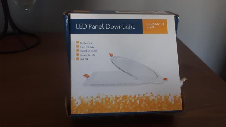 4 downlight lámparas empotrables