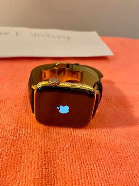 Apple watch 24k oro