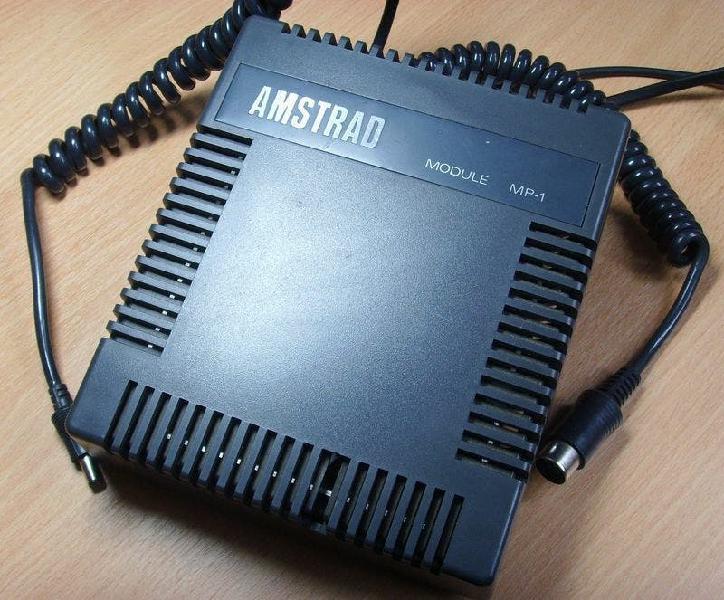 Conversión a rgb modulador amstrad