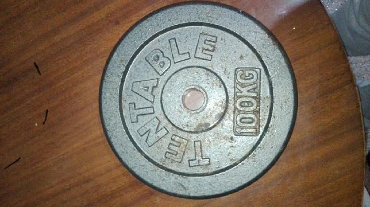 Disco 10 kg