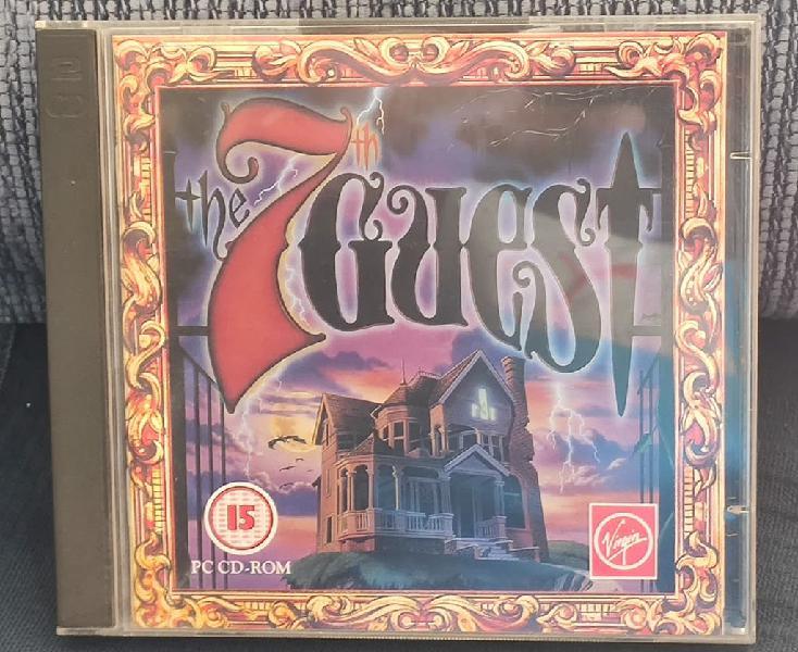 Juegos retro en cd 7th guest y 11th hour