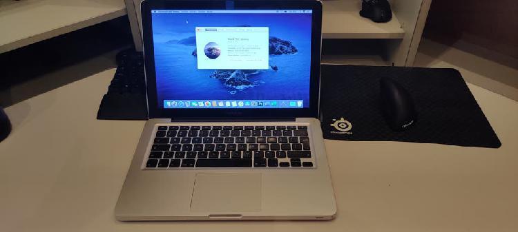 Macbook pro 13 corei5,8gb,ssd 128gb.