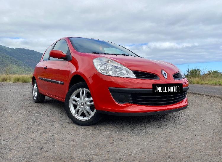 Renault clio iii con 1 año de garantía!