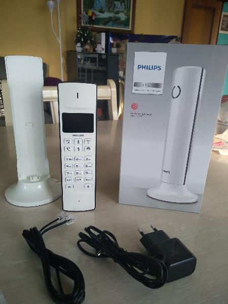 Teléfono inalámbrico philips linea modelo m330