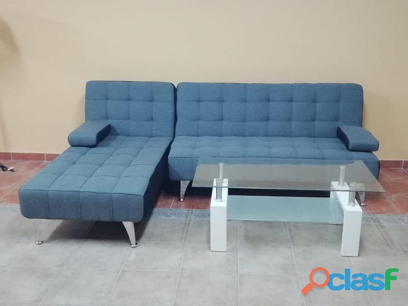 Chaise Longue Sofa Cama   Modelo XL Grane 1