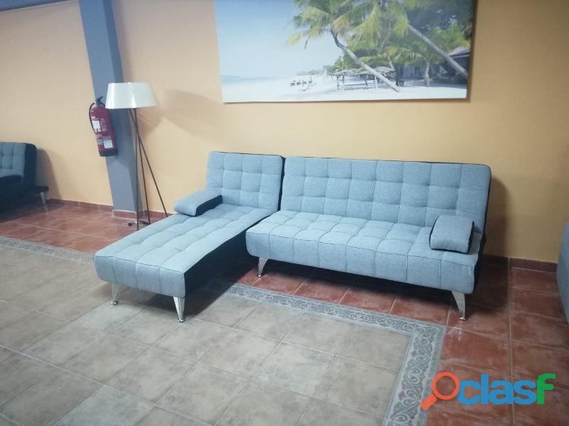 Chaise Longue Sofa Cama   Modelo XL Grane 2