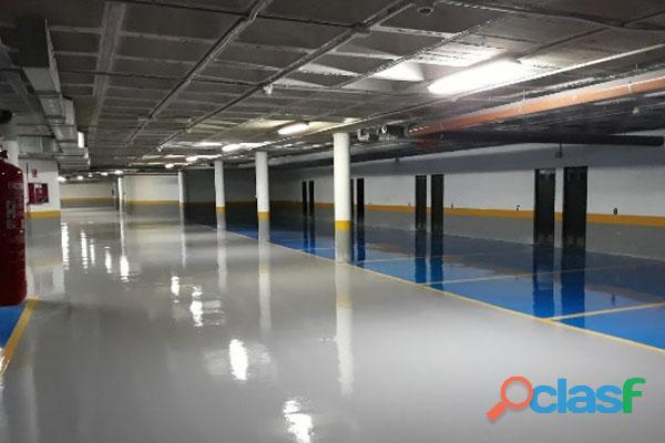 Especialistas en pinturas y pavimentos para parkings