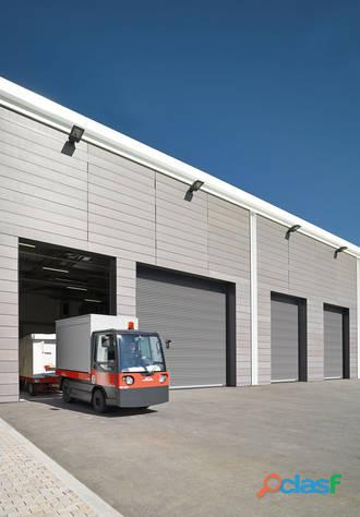 Especialistas en puertas industriales para diferentes sectores