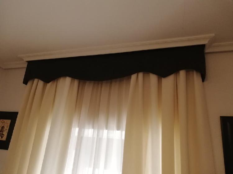 Galería cortina