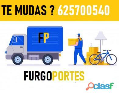 Porteꝸ en Hortaleza 6257ꙪꙪ=540 (Portes y Mudanzas)