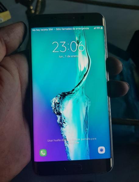 S6 edge plus edición oro