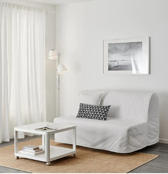 Sofá cama ikea modelo lycksele lövås