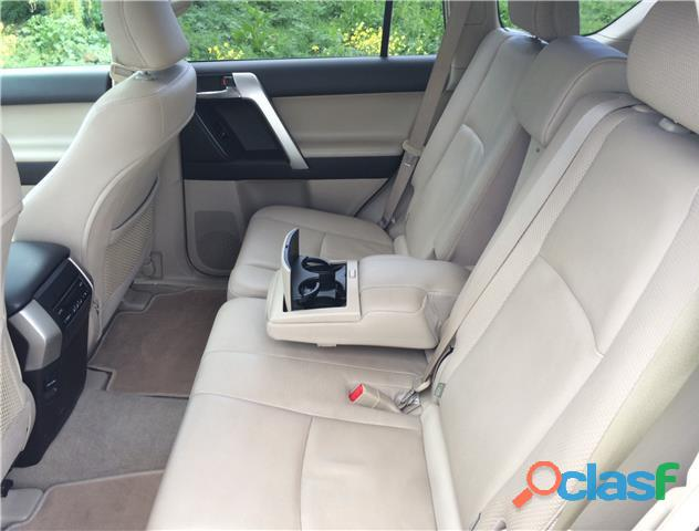 Toyota Land Cruiser D 4D VXL Aut.