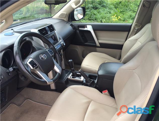 Toyota Land Cruiser D 4D VXL Aut. 5