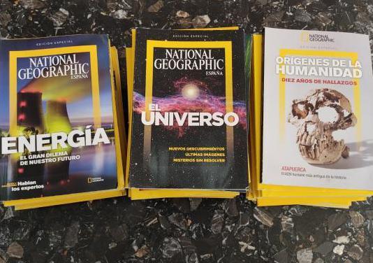 62 revistas national geographic