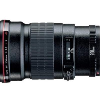Canon ef 200 usm 2.8 serie l