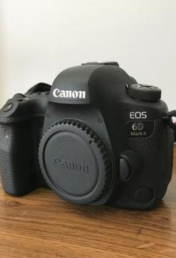 Canon 6d mark ii canon 50mm 1.8 (nuevo)