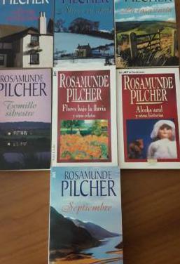 Colección rosamunde pilcher