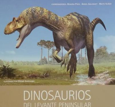 Dinosaurios del levante peninsular