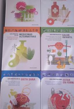 Guías prácticas de la salud.