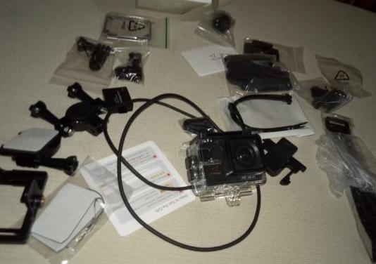 Gopro victure 4kwifi con mando a distancia