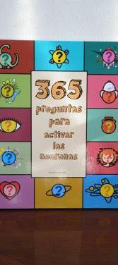 Libro 365 preguntas.