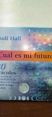 Libro ¿ cuál es mi futuro ?.