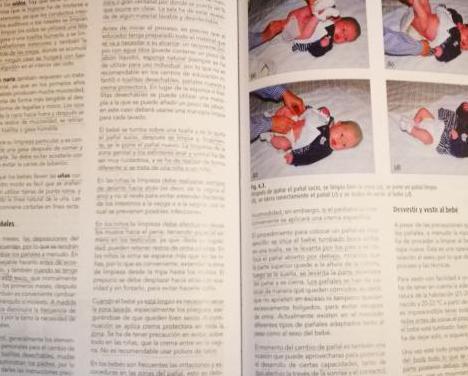 Libro autonomía personal y salud infantil