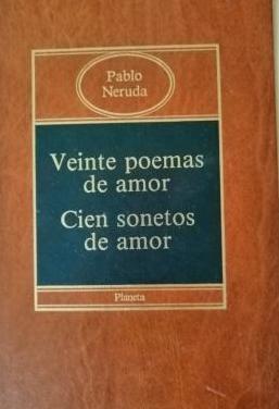 Libro veinte poemas y sonetos de amor