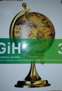 Libro de geografía y historia