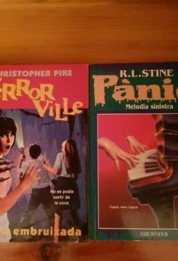 Libros melodia sinistra i la cova embruixada