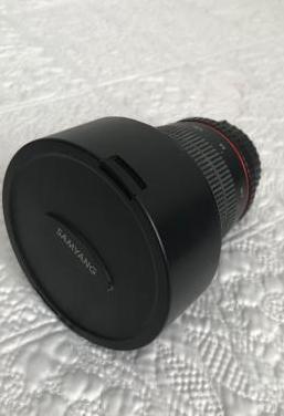 Objetivo samyang 14 mm f2.8 para nikon