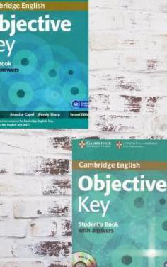 Pack objective key cambridge a2 ket