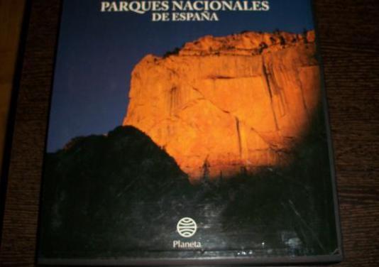 Parques nacionales de españa (2 vol/estuche