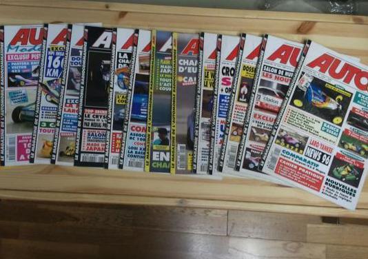 Revistas auto8 radio control años 96 al 97