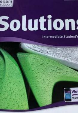 Solutions intermediate sin estrenar