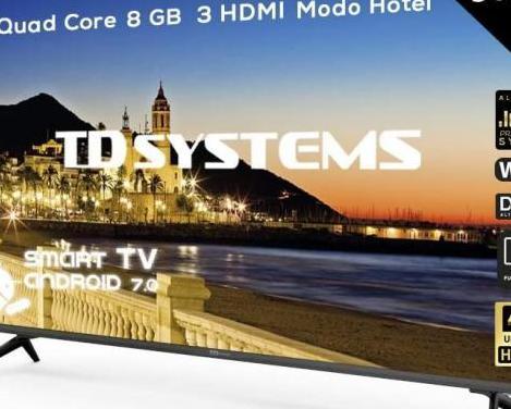 Tv 50 pulg. led 4k ultra hd td system k50dlj10us