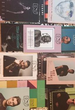 Urge! colección revistas djmag