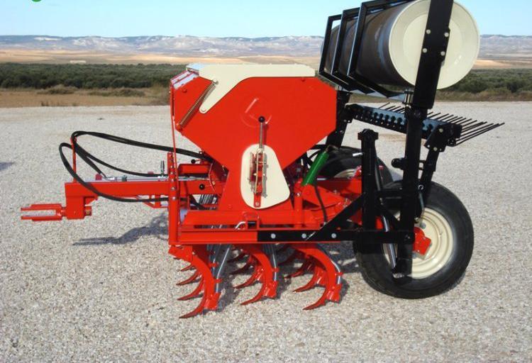 Venta de sembradora de precisión mecánica larrosa