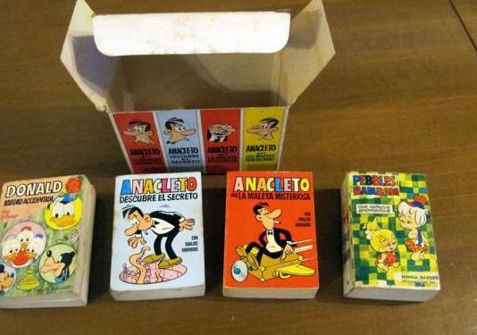 Cuentos bruguera colección mini infancia