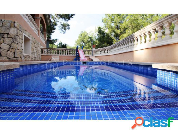 Chalet en venta en Cas Catalá, Calviá. Inmobiliaria Mallorca Puro Agents 1