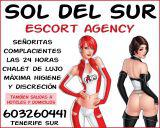 AGENCY ESCORTS SOL DEL SUR