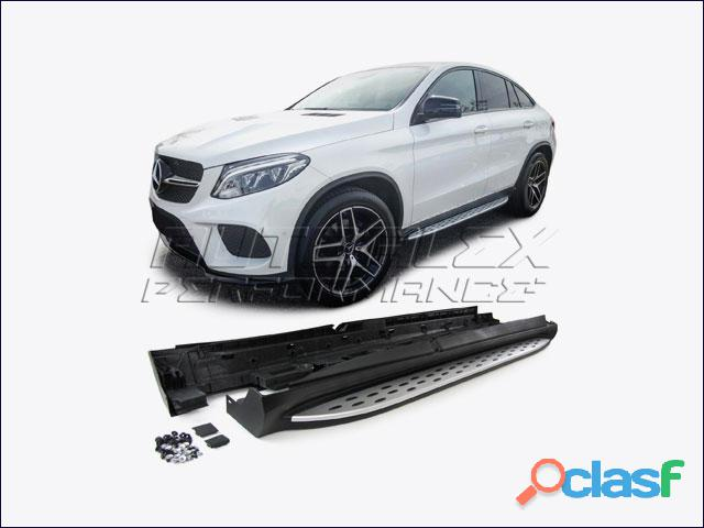 Estribos Laterales Mercedes Benz GLE C292