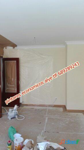 pintor economico en valdemoro . rebajas en los precios. llame 689289243