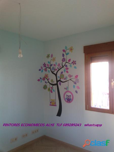 pintor economico en valdemoro . rebajas en los precios. llame 689289243 14