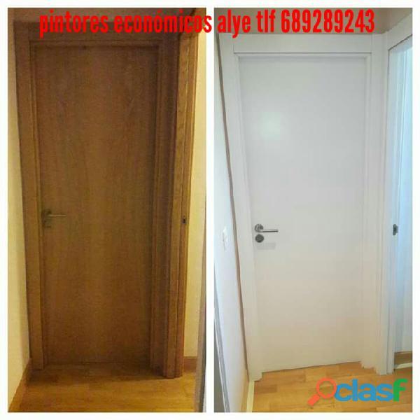 pintor economico en valdemoro . rebajas en los precios. llame 689289243 17